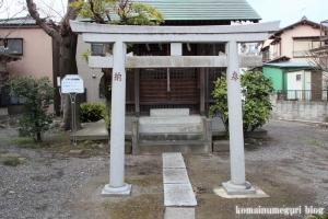 大当稲荷神社(江戸川区東葛西)4
