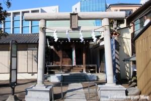 八雲神社(江戸川区北葛西)1
