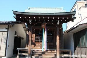 八雲神社(江戸川区北葛西)6