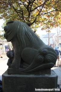 宝永稲荷神社(江戸川区北葛西)15