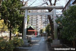 稲荷神社(江戸川区船堀)1