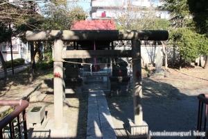 稲荷神社(江戸川区船堀)2
