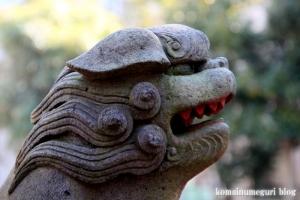 稲荷神社(江戸川区船堀)15