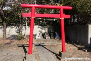 稲荷神社(江戸川区船堀)26