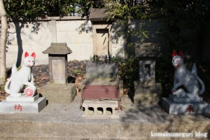 稲荷神社(江戸川区船堀)28