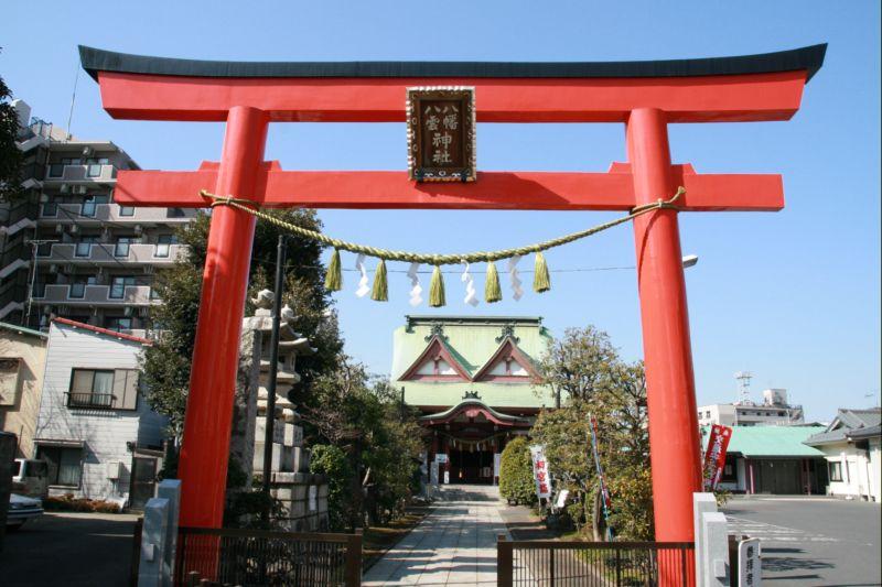杜を訪ねて 八幡・八雲神社(八王子市元横山町)