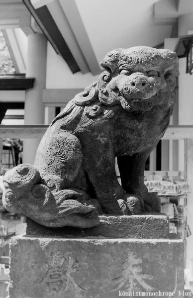 天祖神社(品川区東大井)3