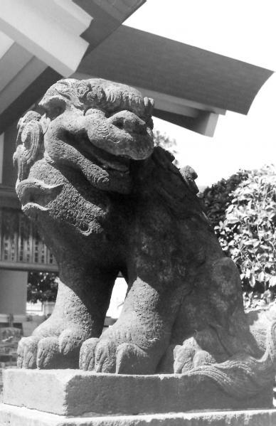 天祖神社(品川区東大井)1