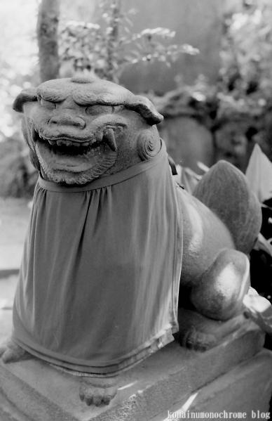 鹿島神社(品川区大井)1