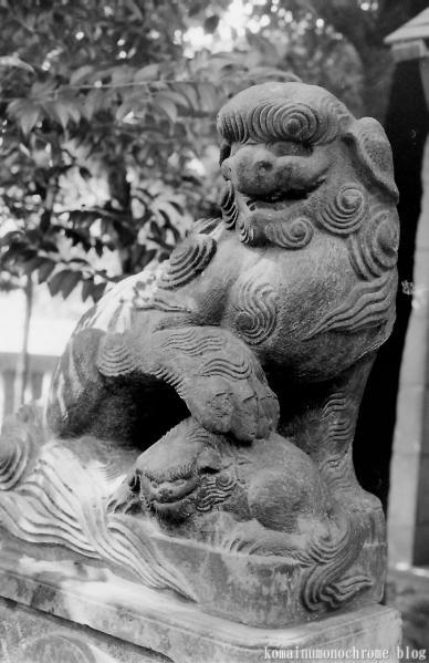 神明氷川神社(中野区弥生町)4