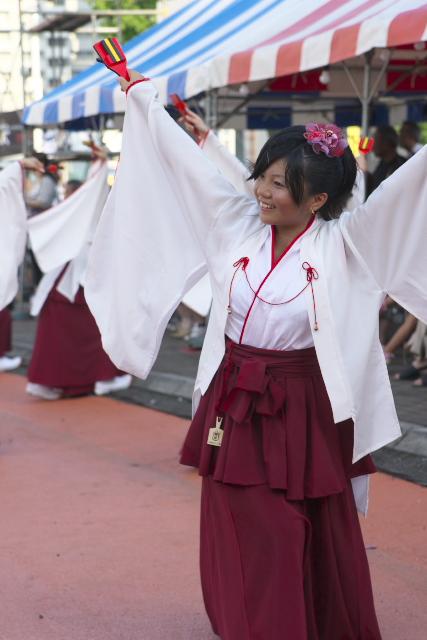 2011年 第58回よさこい祭り VOL:49 ・ひとひら