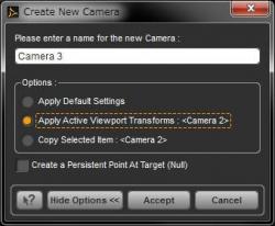 同じ視点のカメラの追加方法