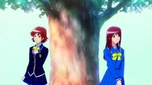 伝説の木とメインヒロイン2人