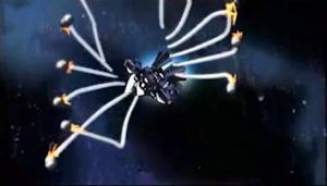 トレーサー、ミサイル発射!