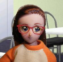 可愛い翔子ちゃん人形