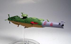 シュルツの戦艦
