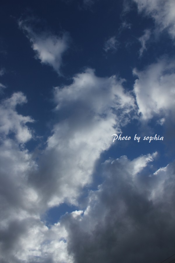 2013年12月16日の空