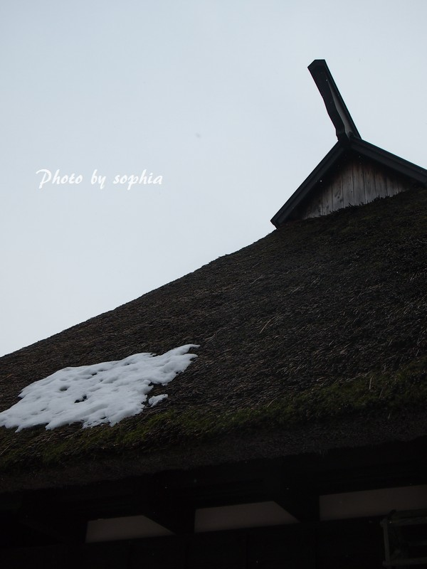かやぶきの家Ⅱ