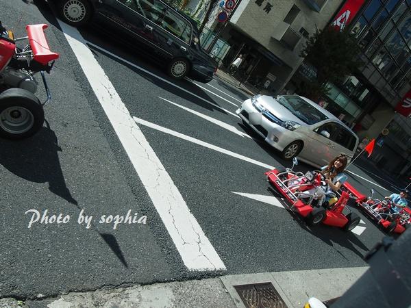 マリオカートin東京