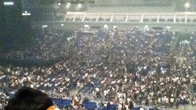 YUKI ライブ 横浜アリーナ