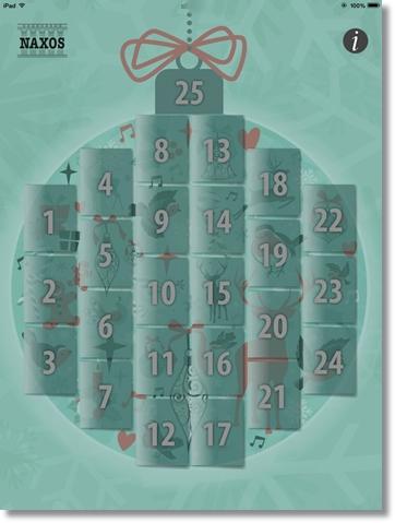 ナクソスさんのアドベントカレンダーアプリ♪と、BR-Mediathekアプリの話♪