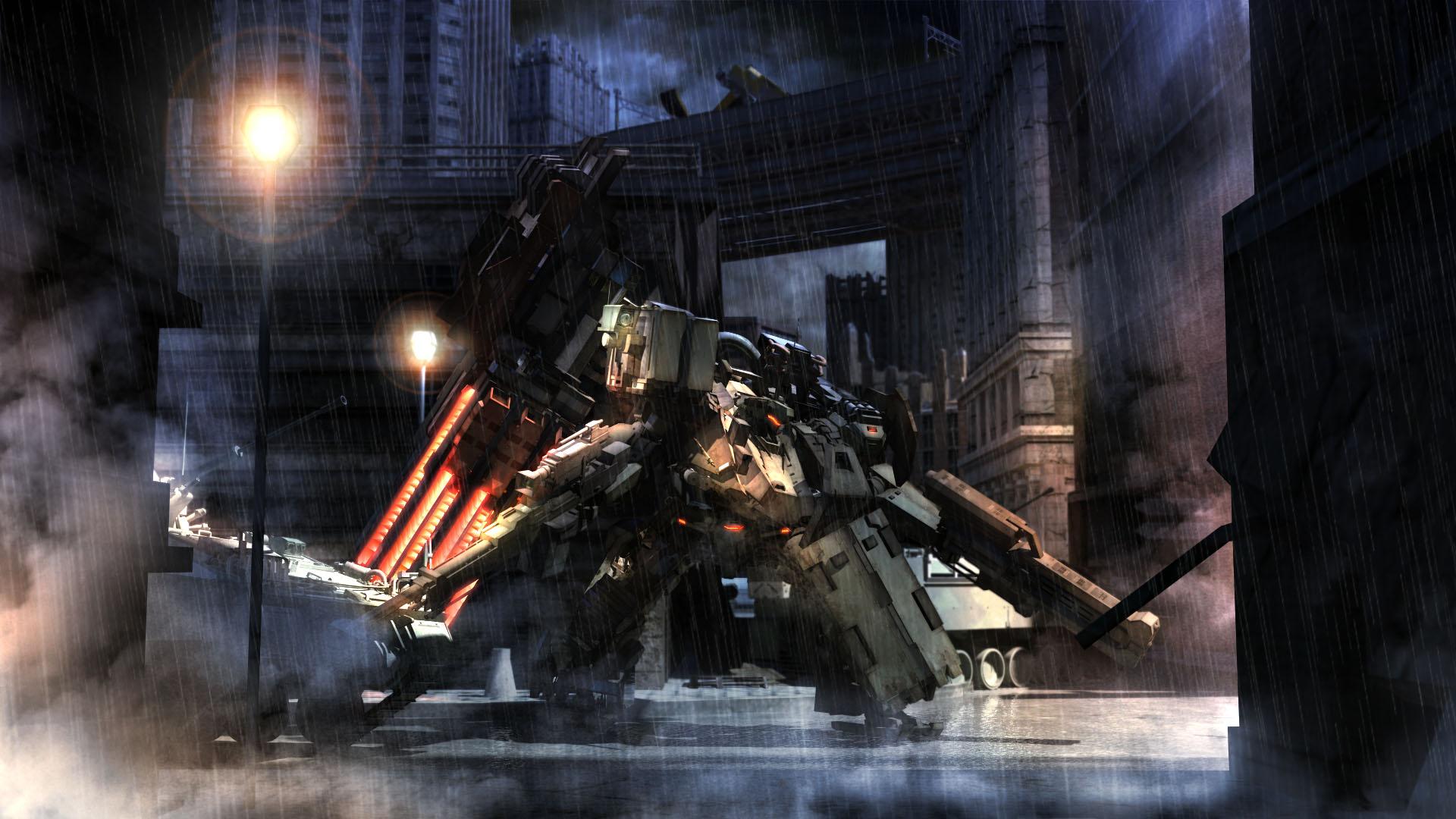 Pc Ps関連 葉月の雑食日記 情報 Armored Core 5