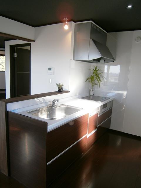 2階キッチン1