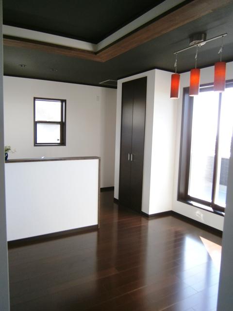 2階キッチン2