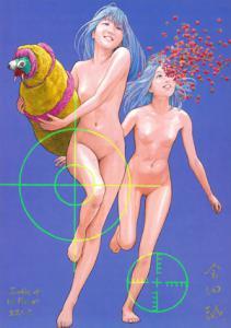会田誠さんの児童ポルノ、おっとっと芸術作品