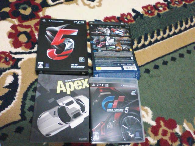 GT5発売・・・