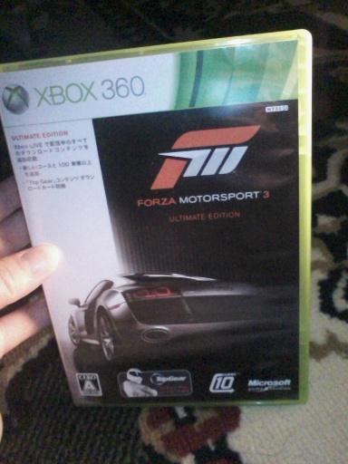 GT5の発売日は11月25日