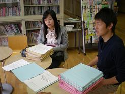 学生も大変な勉強になったとお礼にも熱が・・・