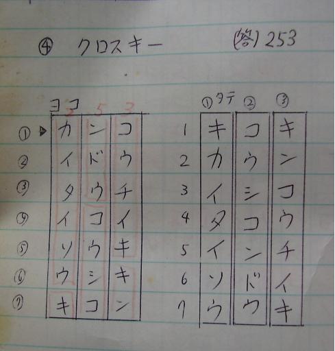 クイズ8-1