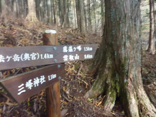 20101113・三峰妙法下山33
