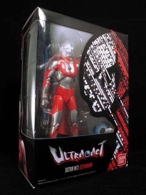 ULTRA-ACT(ウルトラアクト) ウルトラマン