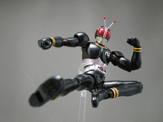 S.H.フィギュアーツ 仮面ライダーBLACK 06