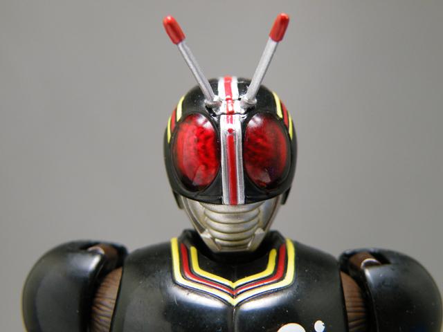 S.H.フィギュアーツ 仮面ライダーBLACK 04