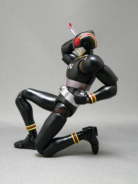S.H.フィギュアーツ 仮面ライダーBLACK 03