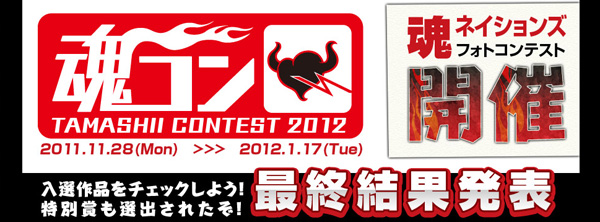 魂ネイションズフォトコンテスト2012 入賞!!