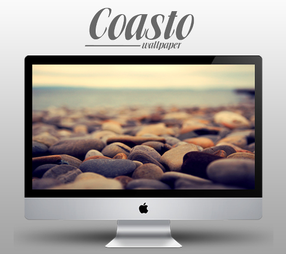 Ubuntu 壁紙 Coasto