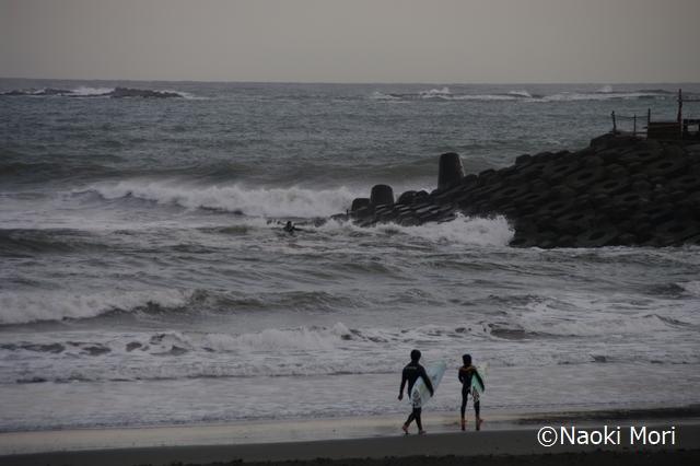 2012/03/31 湘南 茅ヶ崎の海