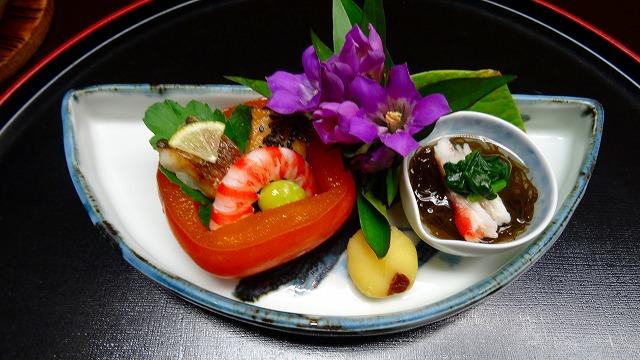 リベンジ ホテル花水木 食事編 (2014年9月)