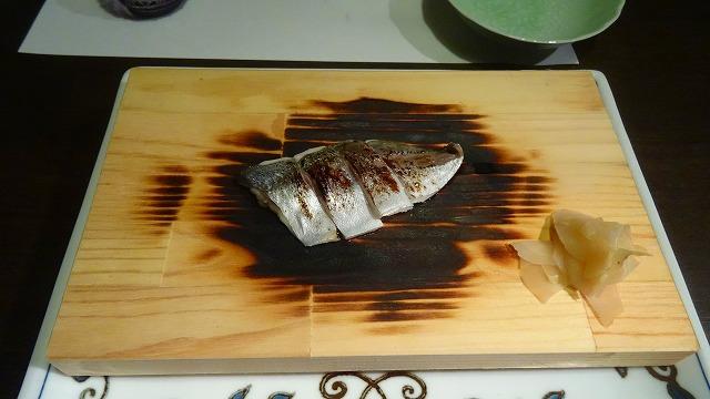 南知多 魚友特別室 食事編 (2014年9月)