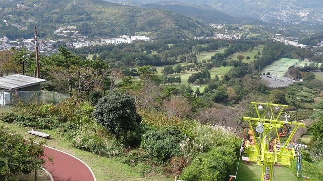 小室山観光と富士山 (2014年10月)