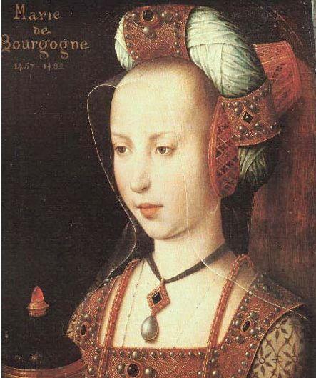 ブルゴーニュ公爵夫人2