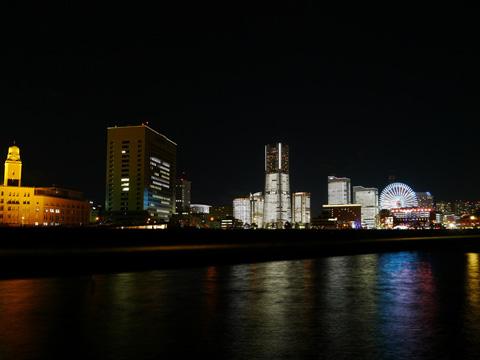 TOWERS Milight ~みなとみらい21 オフィス全館ライトアップ~2013年